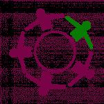 Logodel Angstringen Norge lokal